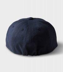 画像2: PHIGVEL [フィグベル] TWILL CAP [NAVY] (2)