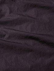 画像6: Sasquatchfabrix. [サスクワッチファブリックス] NYLON WA-NECK COVERALL  [BLACK BERRY]  (6)
