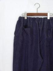 画像4: URU [ウル] EASY  PANTS [NAVY]  (4)