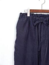 画像2: URU [ウル] EASY  PANTS [NAVY]  (2)