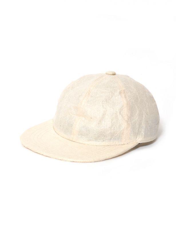 画像1: SASQUATCHfabrix.  [サスクワッチファブリックス] WASHI CAP [WHITE]  (1)