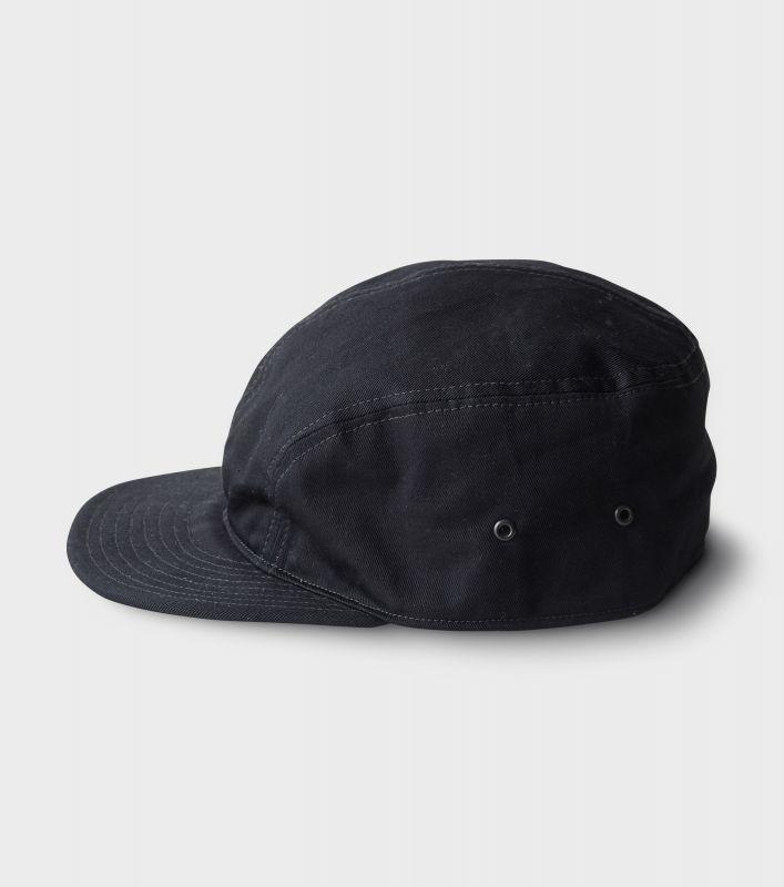 画像1: PHIGVEL [フィグベル] AVIATOR CAP [BLACK] (1)