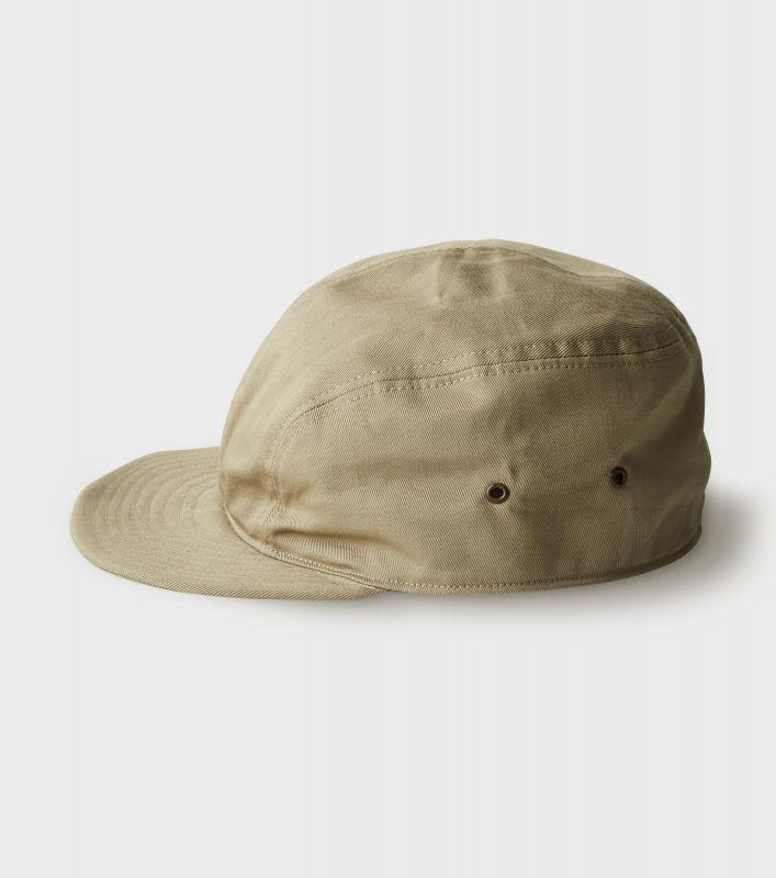画像1: PHIGVEL [フィグベル] AVIATOR CAP [KHAKI] (1)